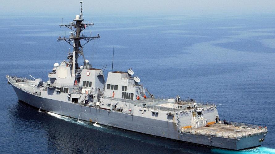 美式下饺子:英格尔斯交付1艘伯克III型驱逐舰,另有4艘在建