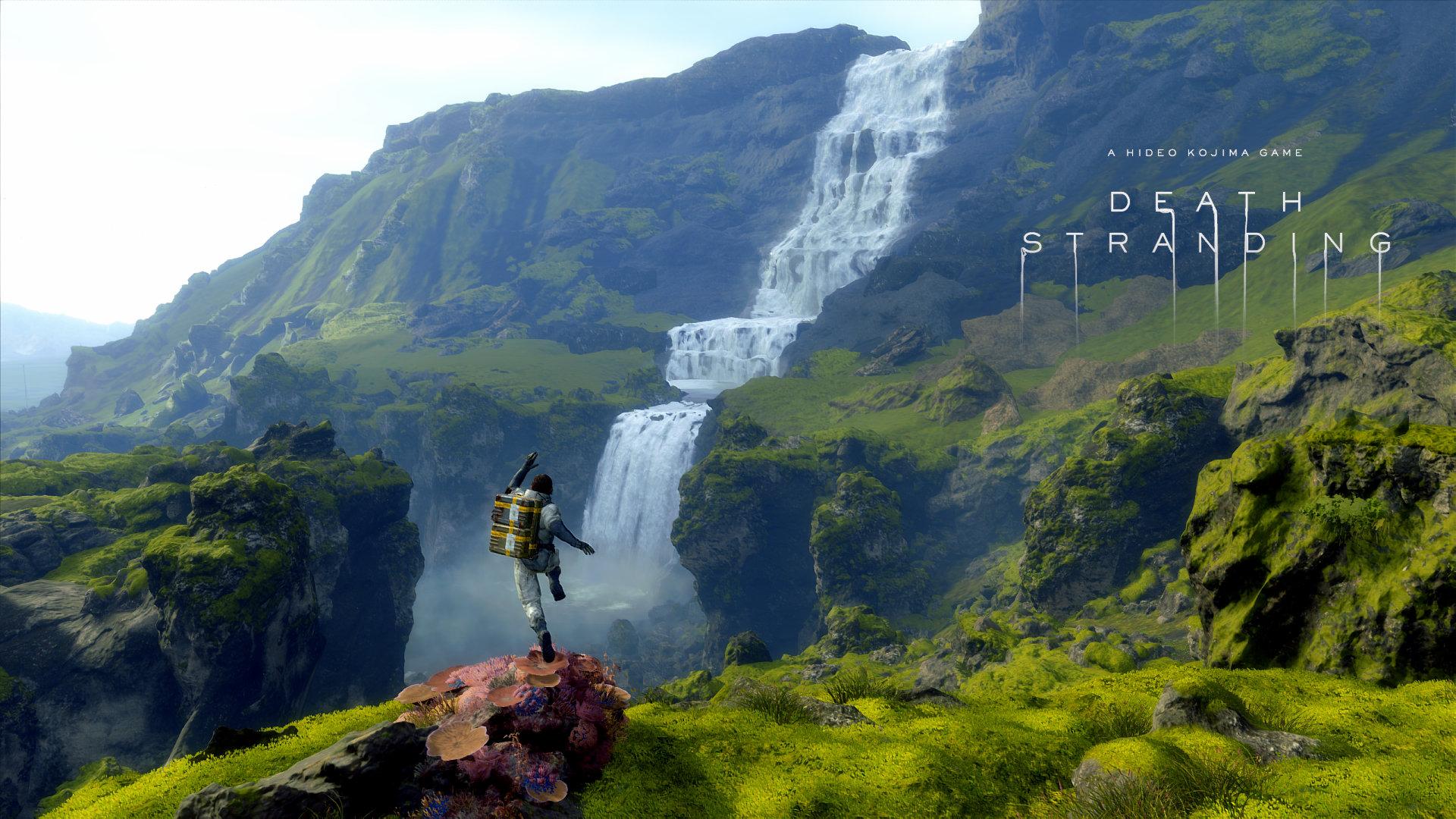 一些来自《死亡搁浅》拍照模式下的玩家作品欣赏。