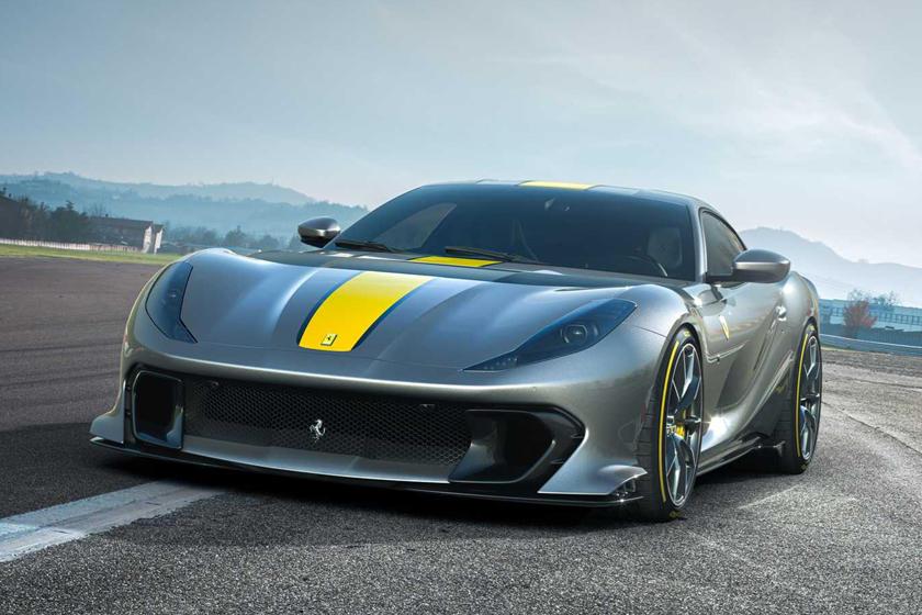 法拉利对 V12的未来有话要说