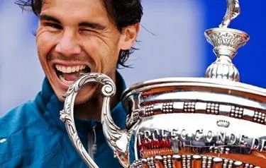 再添荣誉,纳达尔当选西班牙史上最伟大运动员