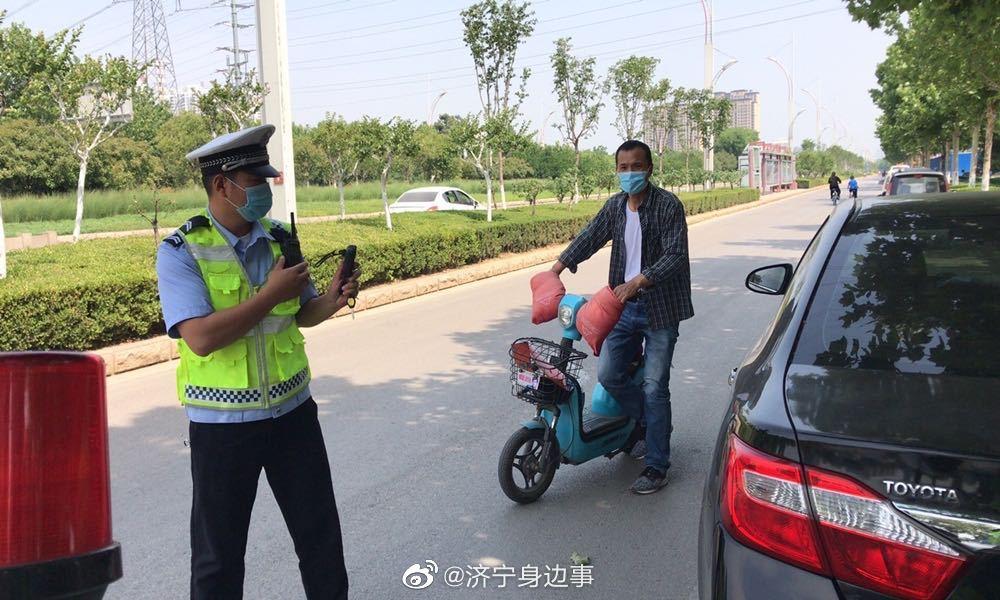 持续治理!北湖交警大队开展非机动车交通违法行为整治行动