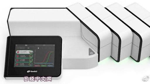 日本杏林制药将销售新冠病毒检测试剂