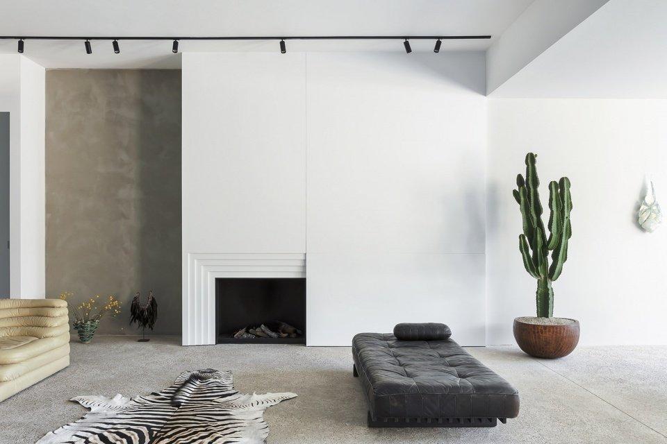 比利时公寓 | 现代简约风住宅