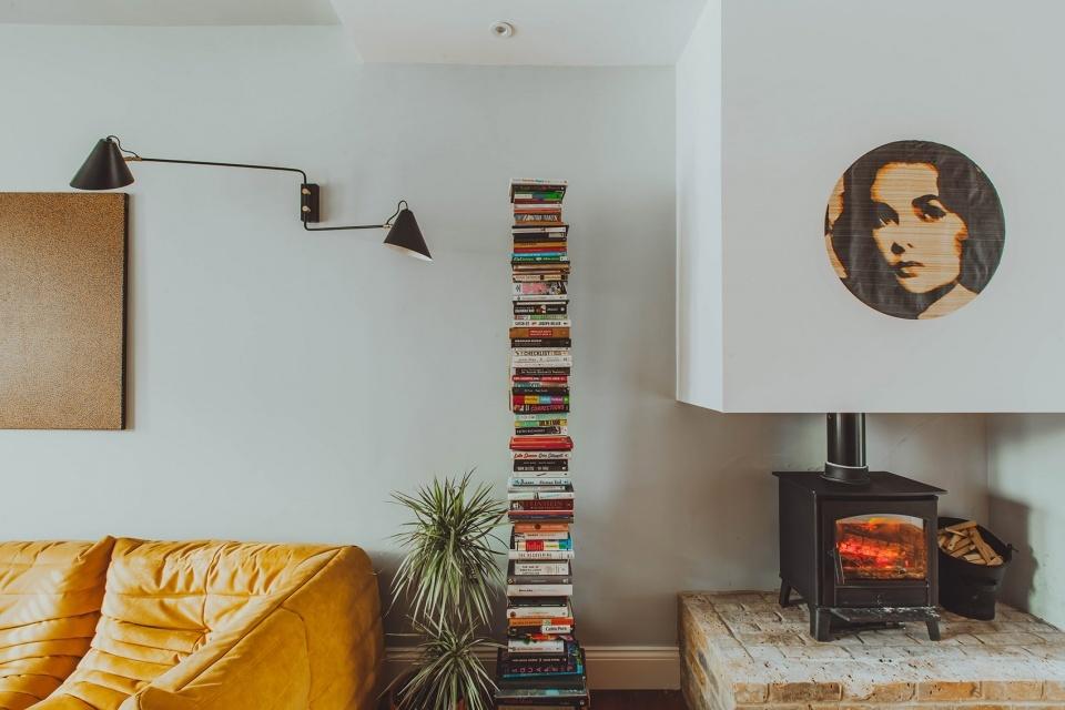 伦敦,哈克尼家庭住宅,兼具创意与融合感的居住空间。(设计公司