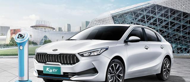 续航410公里,起亚K3 EV新增车型上市!