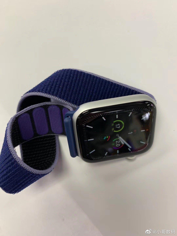 苹果手表,S5,44mm,gps版,官方全国联保到2021年2月23日
