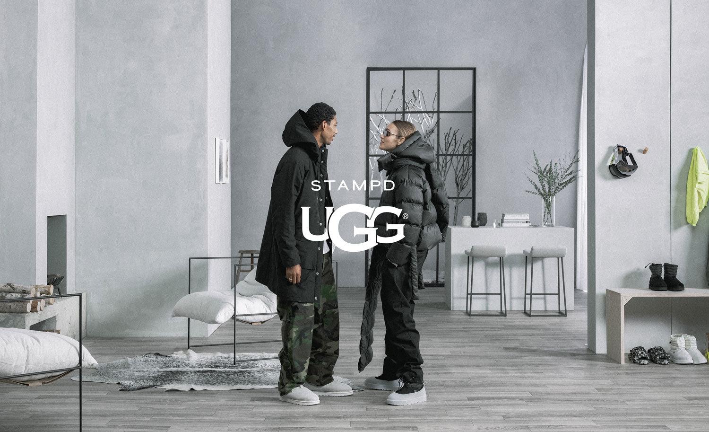 高端生活方式品牌UGG®与知名洛杉矶高街潮流品牌Stampd的合作正式开启