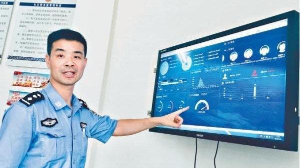 刷脸进出 自动测温 鼠标巡逻 汉阳建成40个智慧平安小区