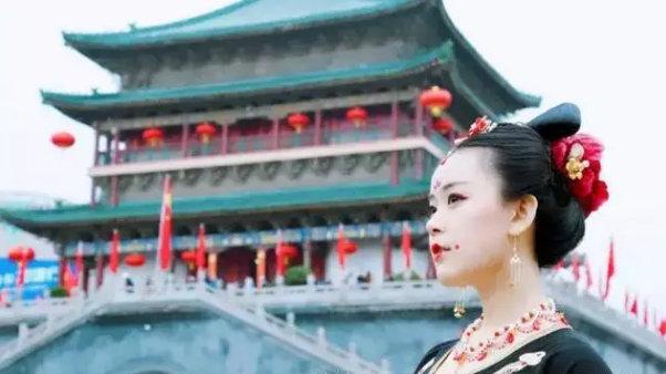 西安汉服企业数量全国第二,销售额却未进入前十