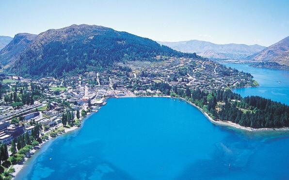 新西兰皇后镇,一个从不会令旅行者失望的地方。.
