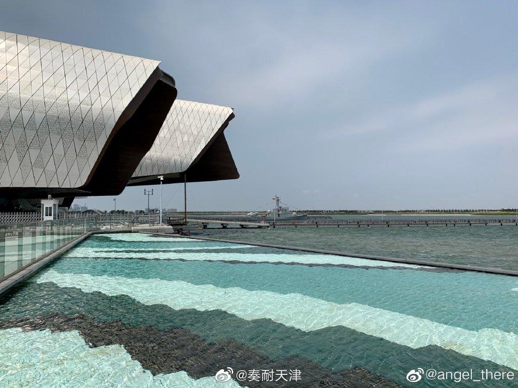 @angel_there:受新冠肺炎疫情影响,国家海洋博物馆暂停开放