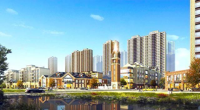 富阳将增添一条充满异国情调的商业街!