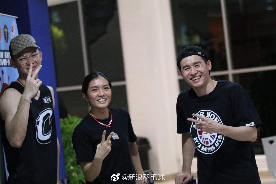 大马小分队的日常:李梓嘉、詹俊为、赖沛君
