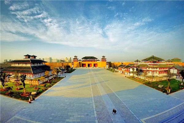 你需要知道的中国汉城景区(汉宫+影视基地)