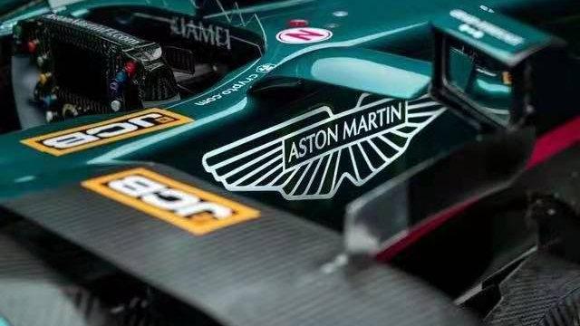 阿斯顿·马丁重返顶级赛事,全新F1赛车接受测试