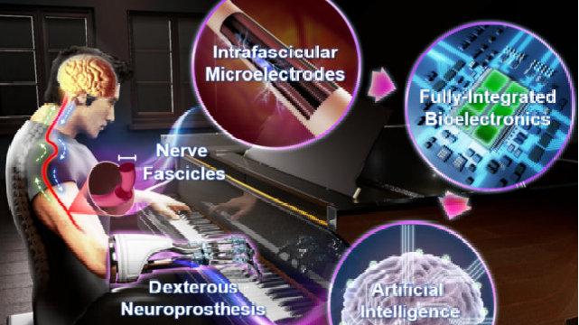 美国学者用Jetson Nano支持AI假肢,控制每一根手指