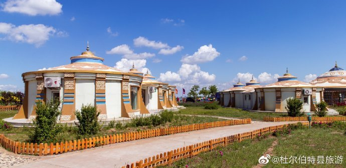 杜尔伯特县是黑龙江省唯一的少数民族自治县