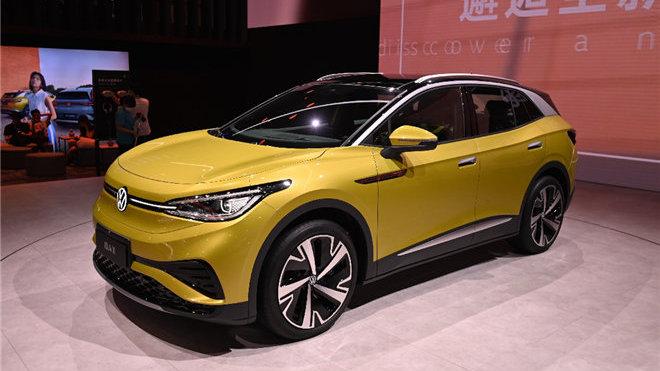 新能源、轿车、SUV皆有看点     上汽大众大众品牌广州车展亮出三张名