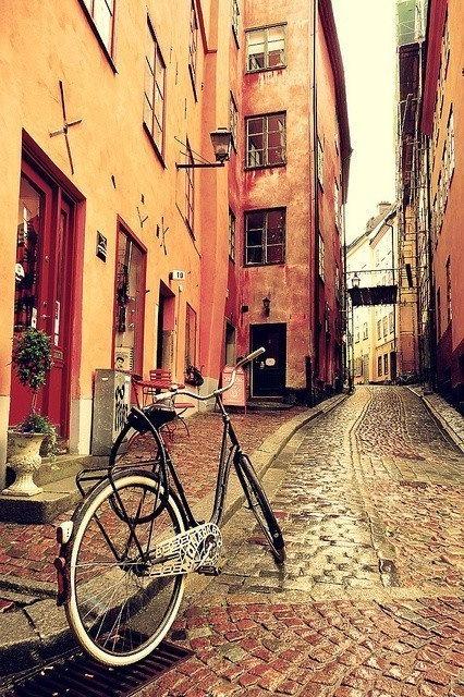 瑞典斯德哥尔摩,想要静静生活的城市。