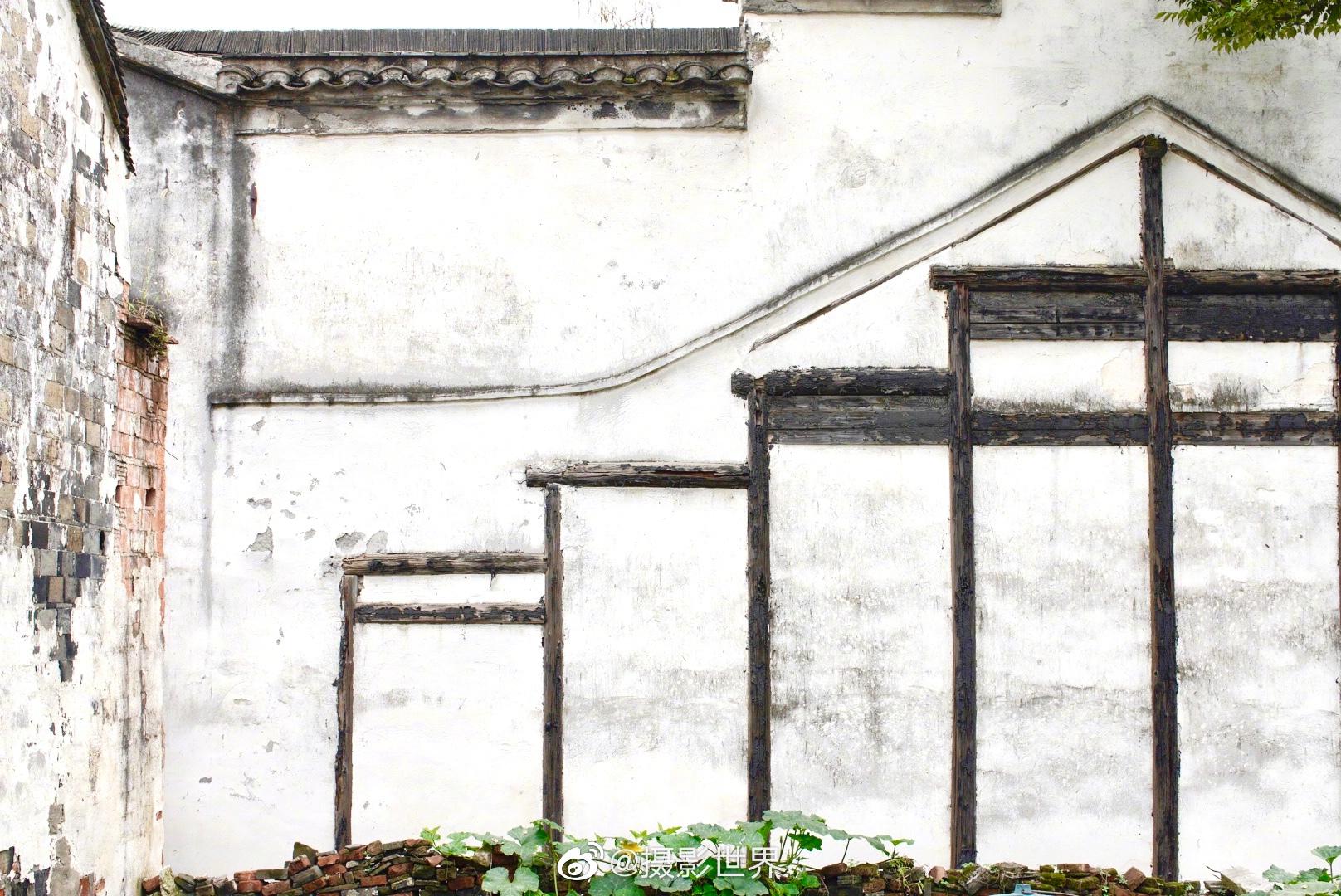 饱览古建遗风,追忆往昔岁月。建筑是凝固的音乐