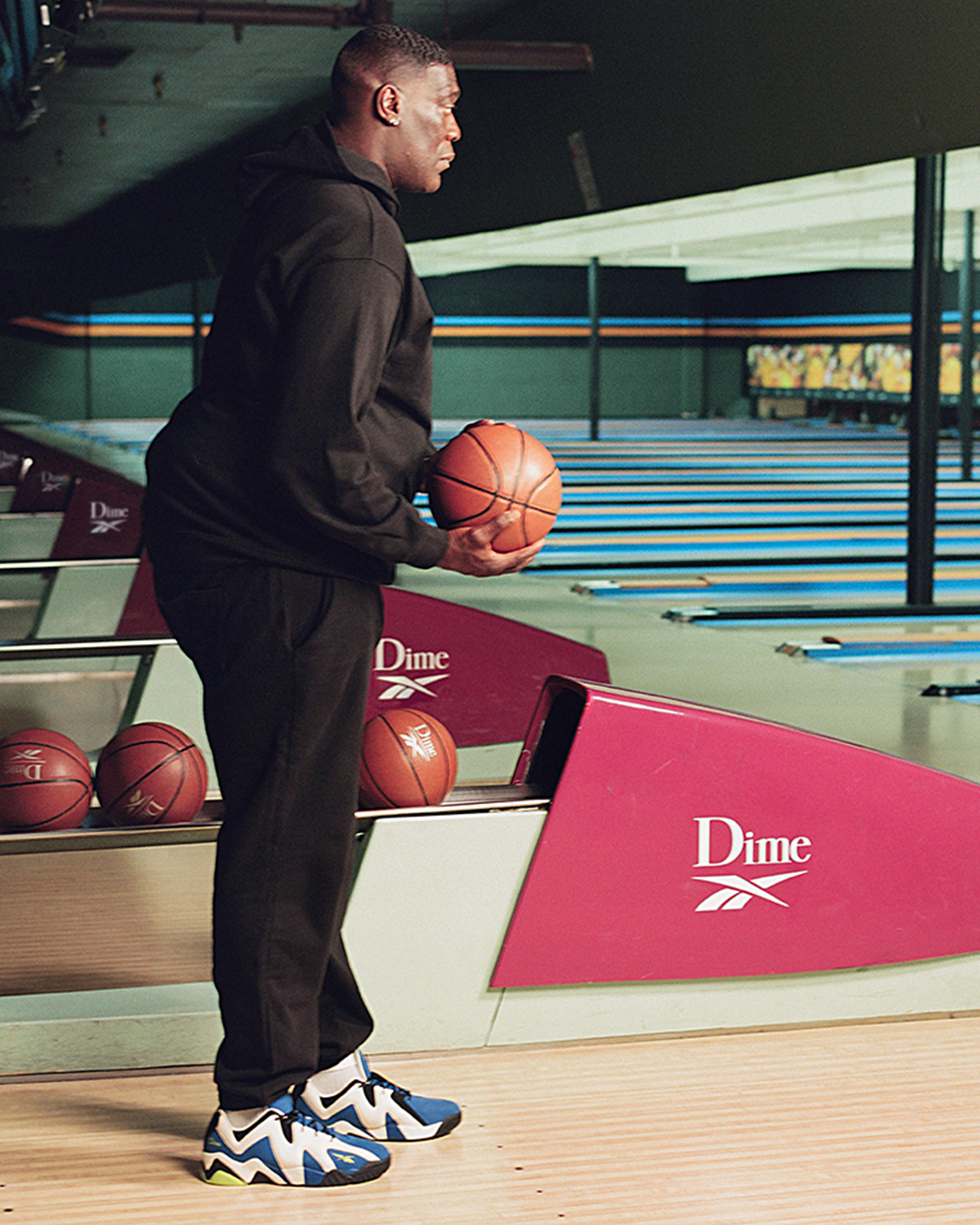 Reebok 与加拿大蒙特利尔滑板品牌Dime共同揭晓最新联名新品——Dime