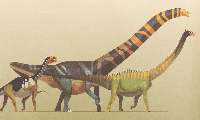 侏罗纪公园 | James Gilleard