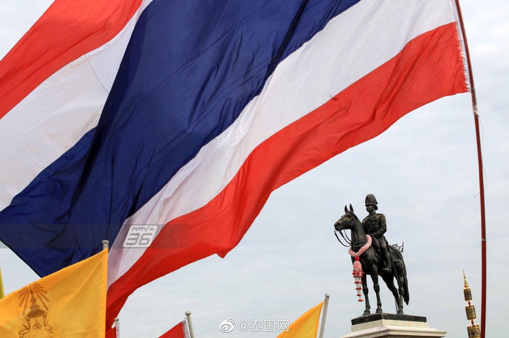 泰国保皇派表明立场 呼吁政府依法严惩违法抗议者