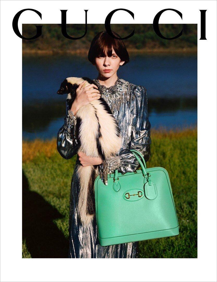 Gucci Pre-Fall 2020 Campaign