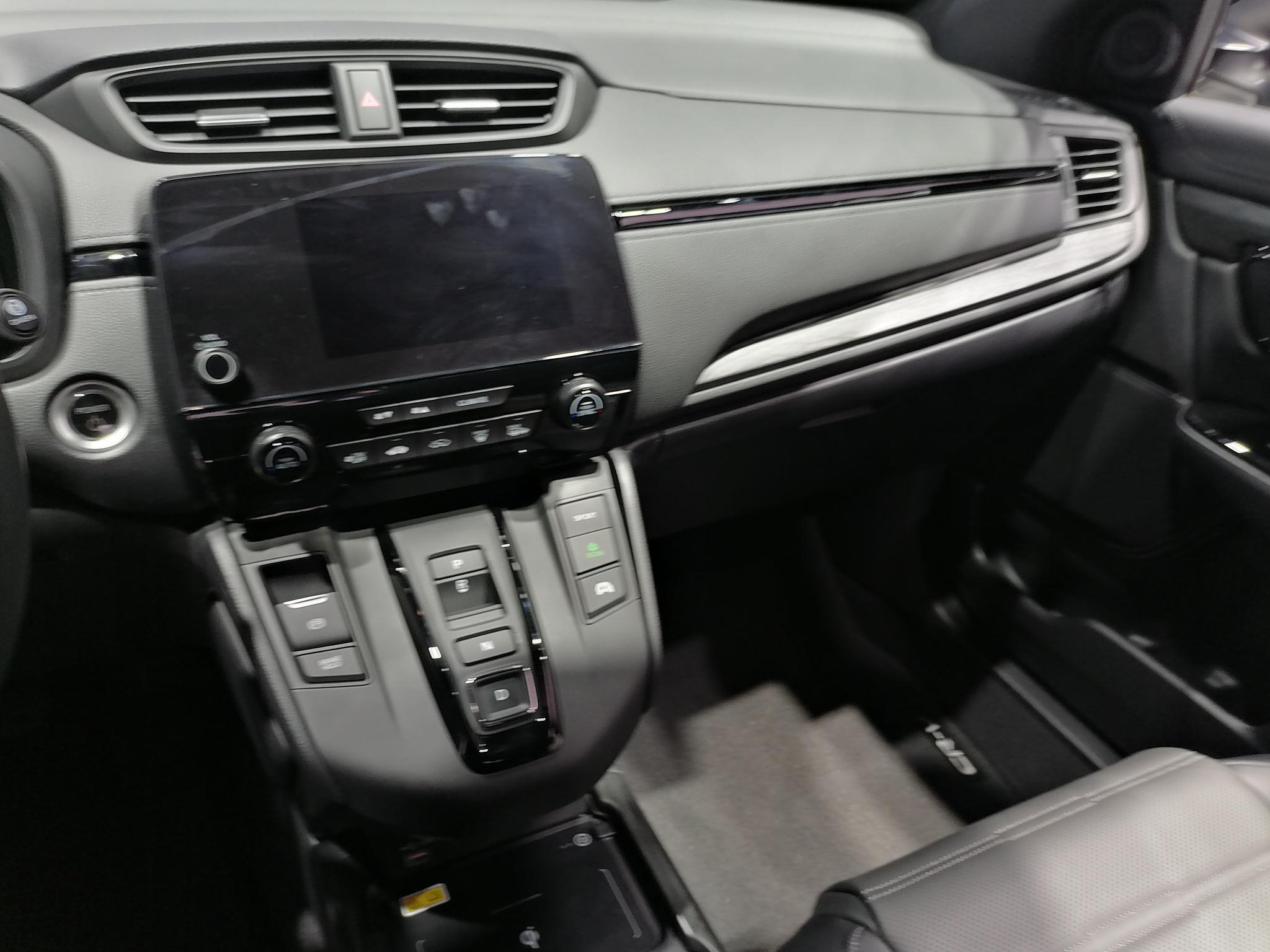 北京车展实拍本田CR-V插混版 预计2021年初上市
