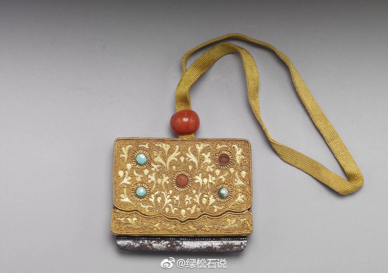 台北故宫博物院 · 珍藏铜器及珍玩 | 你看到每个器物镶嵌的绿松石了吗