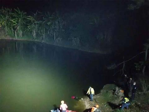 兴宁一妇女跌入山塘,溺水身亡!