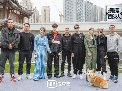 欧阳娜娜周扬青加盟《潮流合伙人2》 与刘雨昕陈伟霆等合体引期待