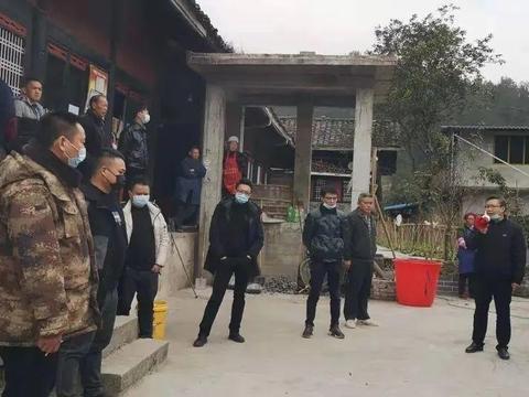 """【文明动态】铜仁市沿河县:对滥办酒席说""""不"""",筑牢疫情防控安全线"""