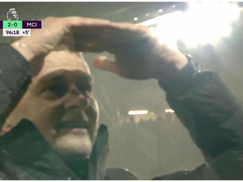 曼彻斯特德比——曼联2:0曼城!今天曼彻斯特的天空是红色的!