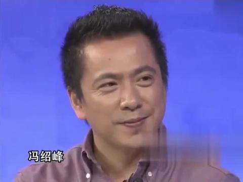 李湘问:冯绍峰是富二代吗?王中磊说实话,让李湘大吃一惊