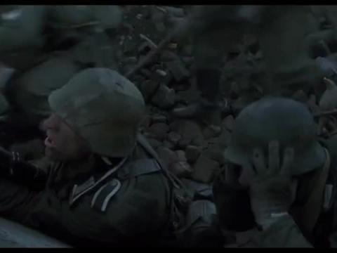 德国人镜头下的决战斯大林格勒,硝烟弥漫,值得一看!