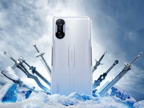 Redmi 推『 K40 游戏增强版 』电竞手机 搭载天玑 1200 处理器