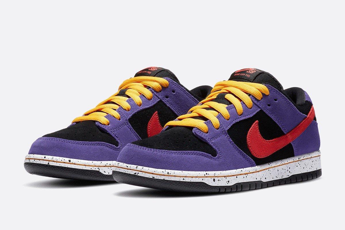 Nike SB Dunk Low ACG Terra 配色鞋款官方图辑释出
