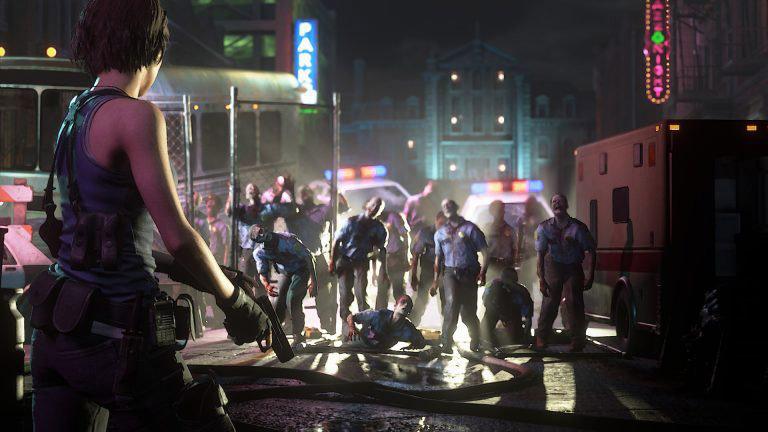 卡普空:《生化3》低销量在意料之中 未来价格会调整