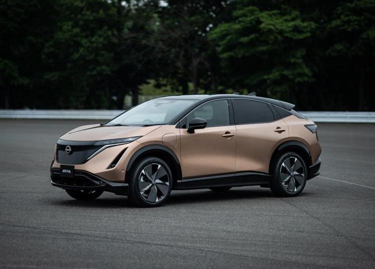 日产纯电SUV Ariya将于2021年在日本市场销售