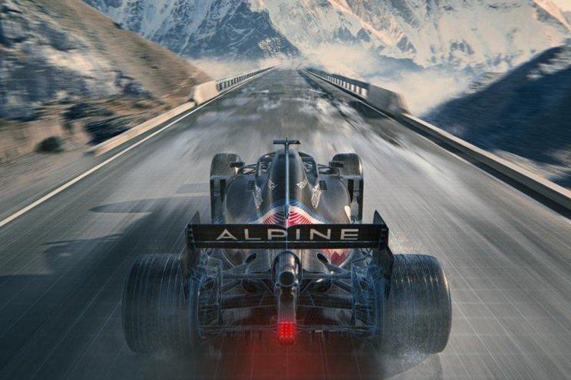 利用F1赛事提高品牌溢价 雷诺将打造Alpine为纯电动品牌