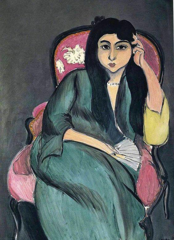 亨利·马蒂斯 (Henri Matisse,1869-1954),法国著名画家