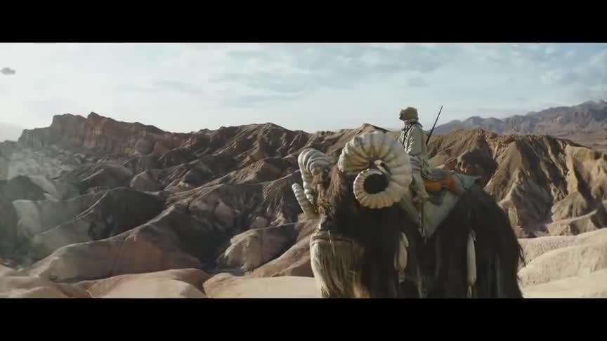《曼达洛人》第二季预告,这一季曼达洛人和尤达宝宝回归……