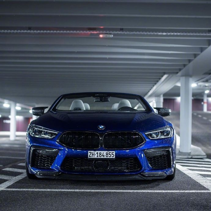 宝马BMW M8 Competition Convertible