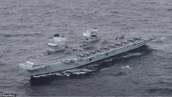 """英国计划5月前向黑海派遣军舰 专家:给乌克兰东部局势""""火上浇油"""""""