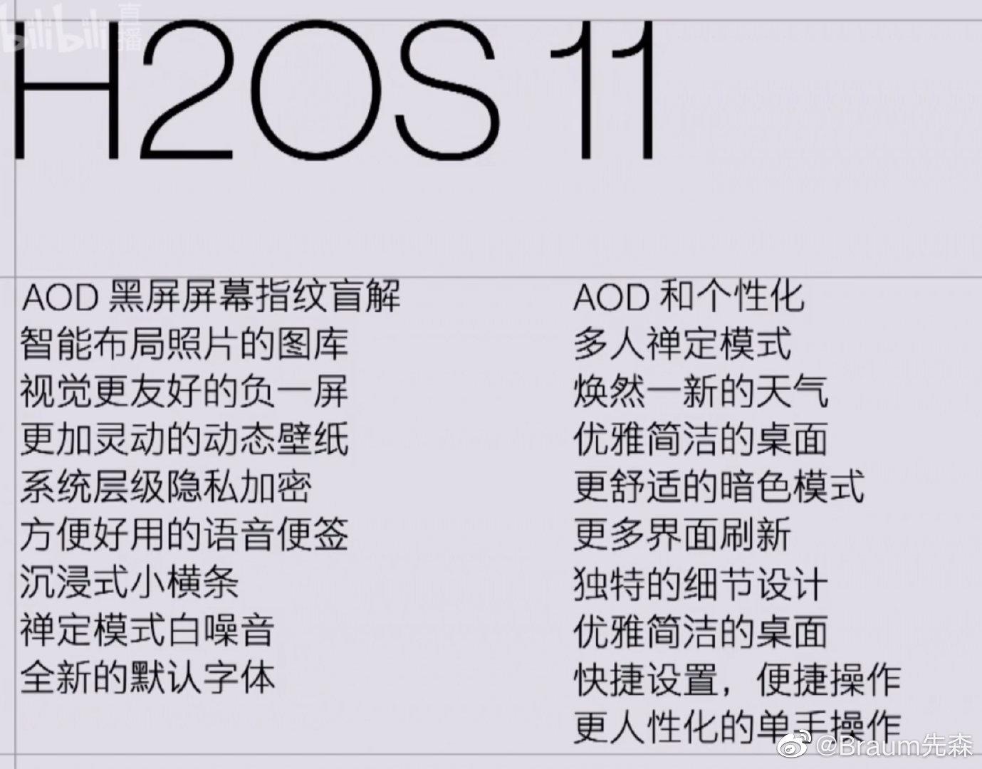 氢OS 11全部特性一览,一加8和8P用户今天可以下测试版