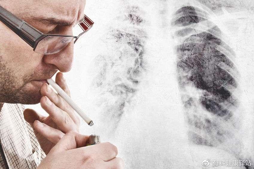 提醒:爱吸烟的人,若频繁出现这些表现,尽早去做个肺部CT