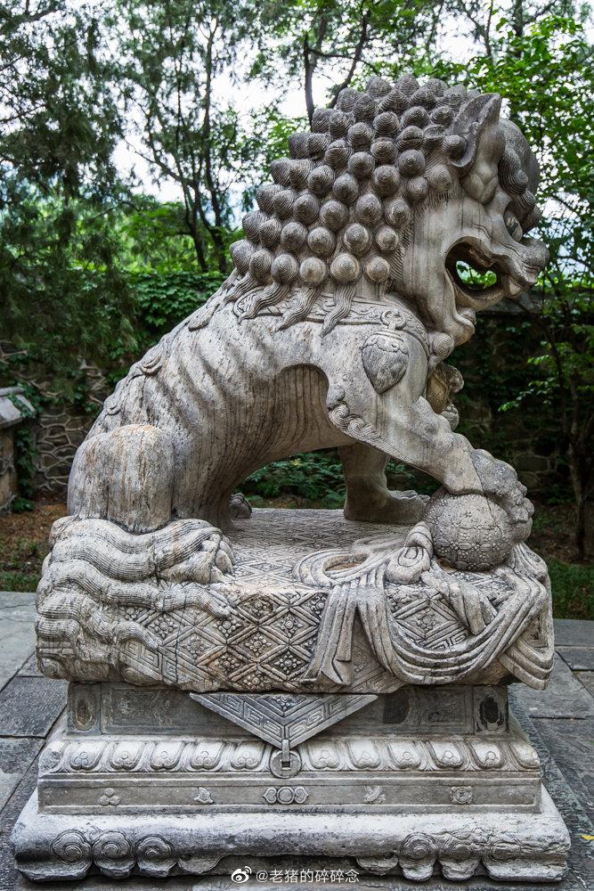 老北京建筑名片 西山诸寺之冠