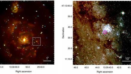 2300万光年之外,银河系之外的第一颗系外行星被发现
