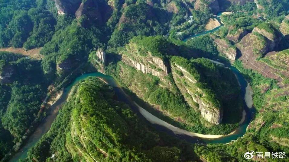 铁路+丨武夷山风景名胜区旅游出行攻略
